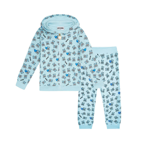 Baby Boys & Girls Blue Suit Set