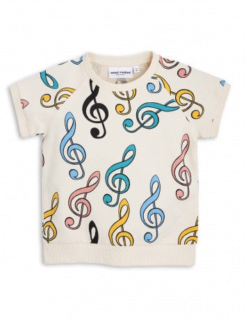 Boys & Girls Ivory Organic Cotton T-shirt
