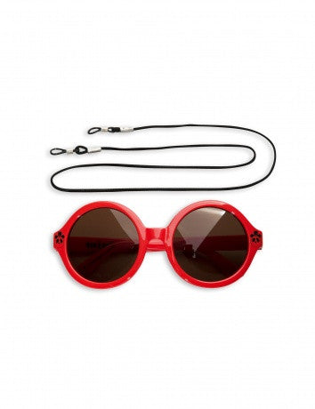 Girls Red Sunglasses