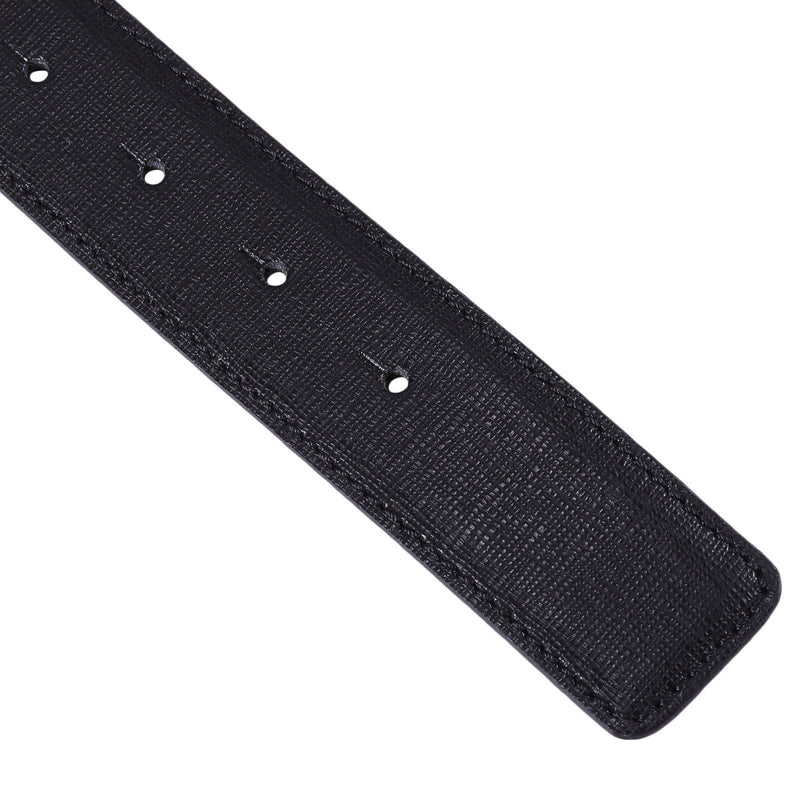 Boys Black Metal Button Belt - CÉMAROSE | Children's Fashion Store - 5