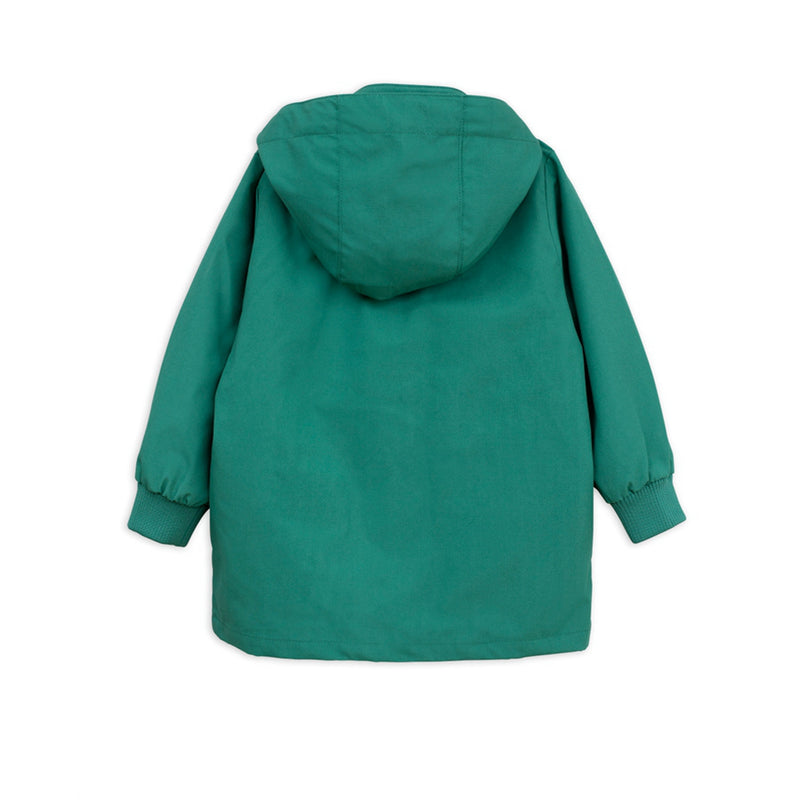 Girls Green Pico Jacket