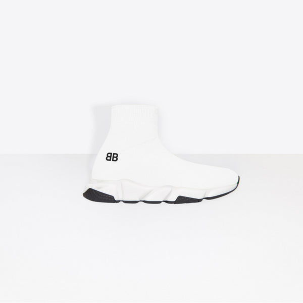 Boys & Girls White Speed Trainers