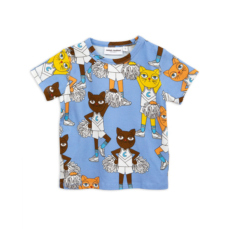 Boys Blue Organic Cotton T-shirt