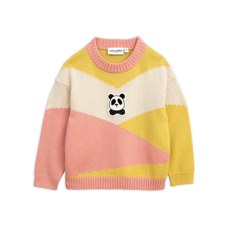 Girls Pink Organc Cotton Sweater