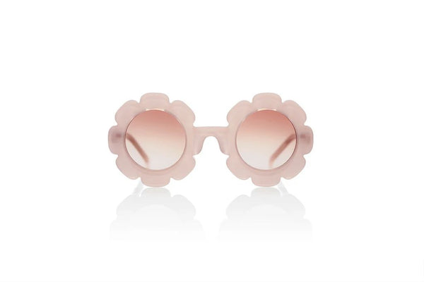 'Pixie' Cotton Candy Pink Sunglasses
