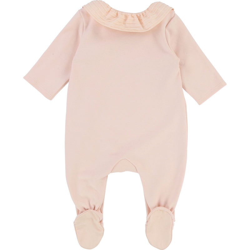 Baby Girls Pink Babysuit Sets