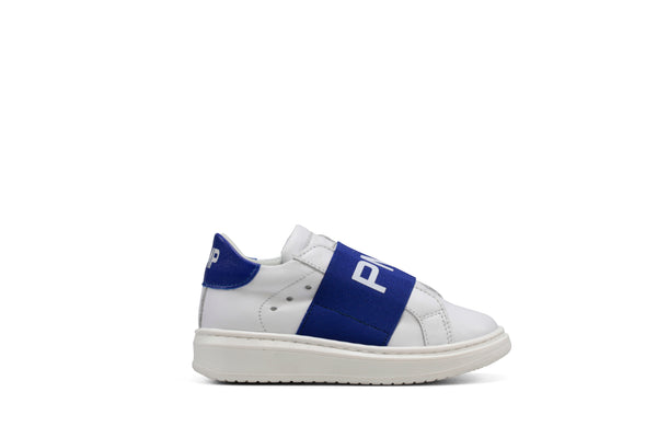 Boys White Bluette Shoes