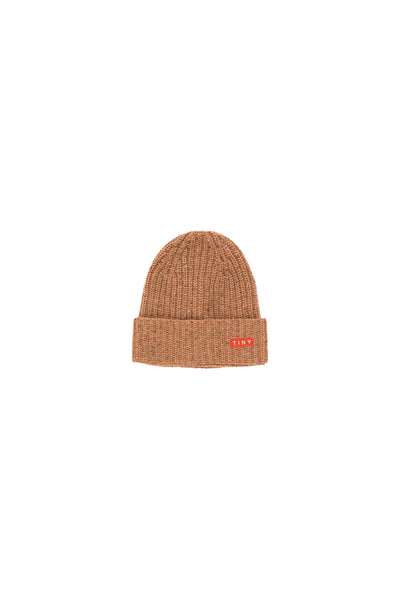Boys & Girls Brown Tiny Hat