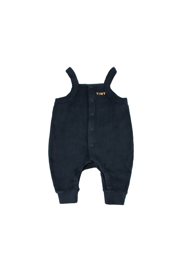 Baby Boys & Girls Navy One-Piece Pants