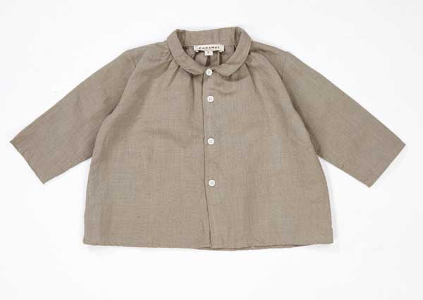 Baby Stone Grey Blouse
