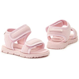 Girls Pink Neoprene Sandals with Velcro - CÉMAROSE | Children's Fashion Store