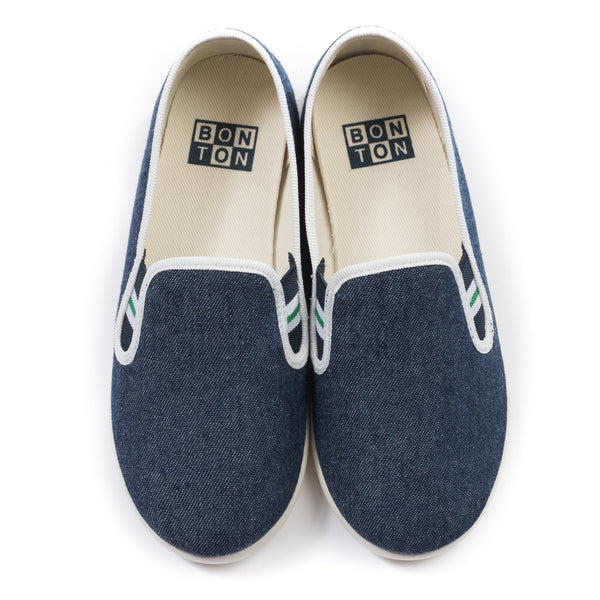 Boys Plained Slippers