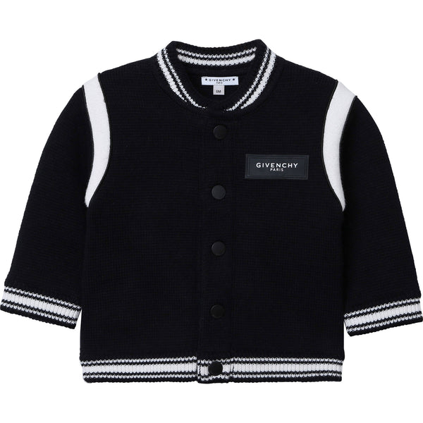 Baby Boys Black Jacket