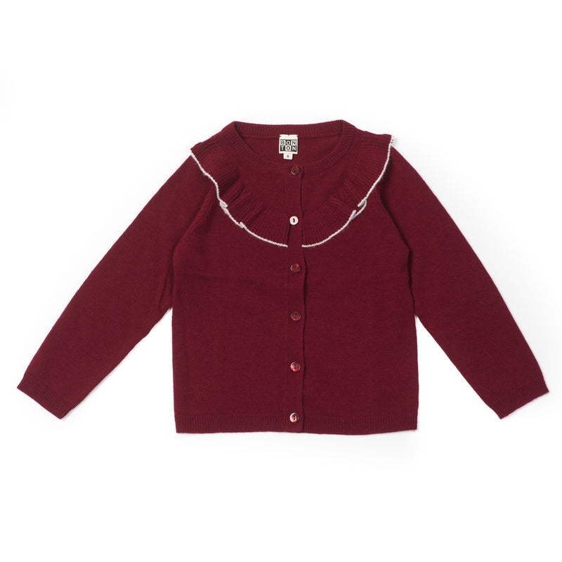 Girls Ruby Cardigan