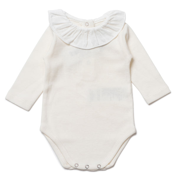Baby Girls Milkyway Cotton Romper
