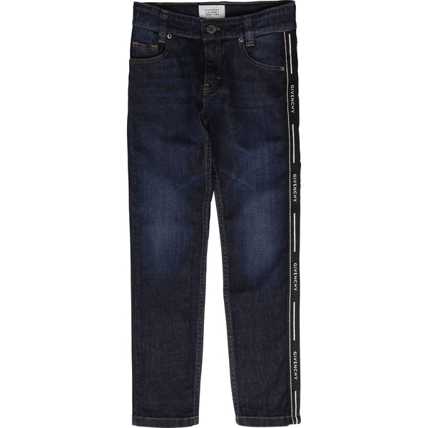 Boys Rinse Wash Jeans