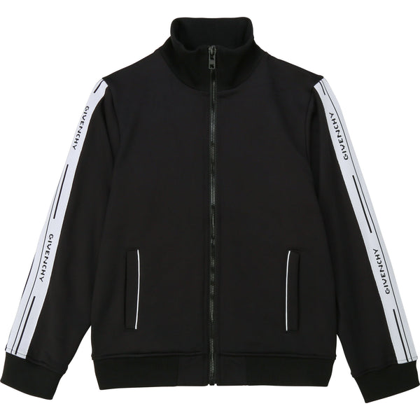 Boys Black Outer