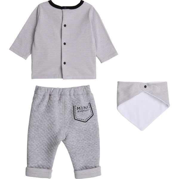 Baby Boys & Girls Light Grey Set