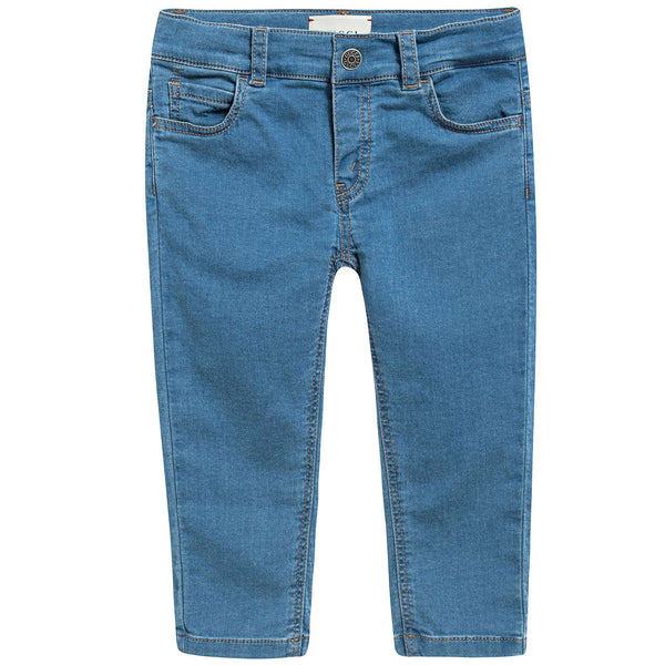 Baby Girls Blue Trousers