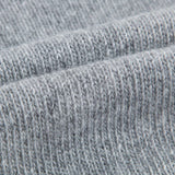 Girls Grey Wool Knitted Sweater