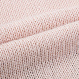 Baby Light Pink Love Alpaca Sweater