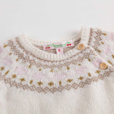 Baby Girls Ivory Wool Sets - CÉMAROSE | Children's Fashion Store - 7