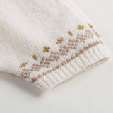 Baby Girls Ivory Wool Sets - CÉMAROSE | Children's Fashion Store - 16