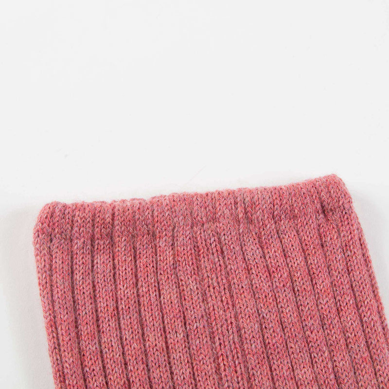 Baby Pink Alpaca Wool Trousers