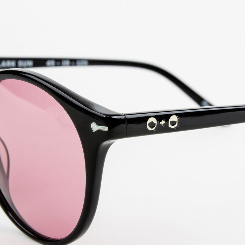 Clark Sun' Black Sunglasses