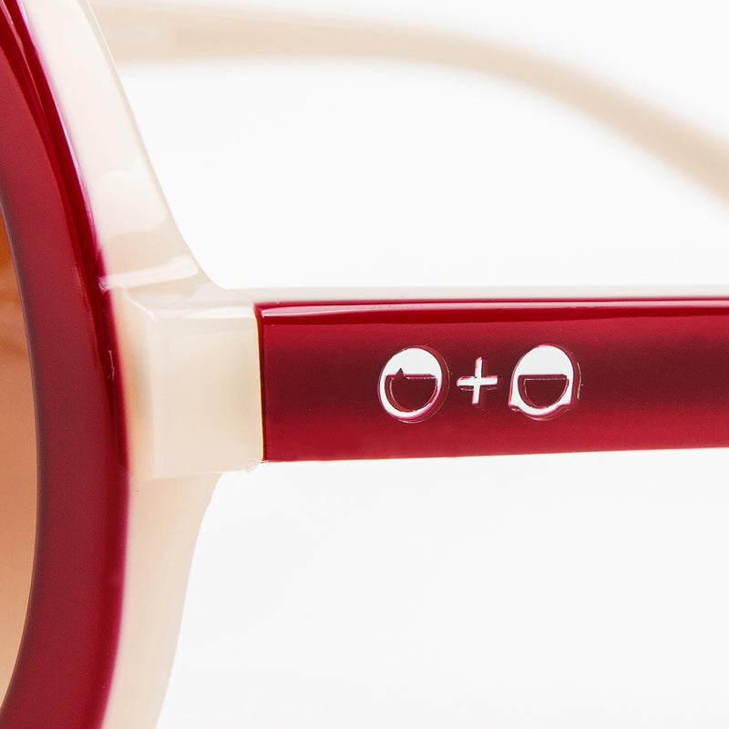 XO' Red Sunglasses