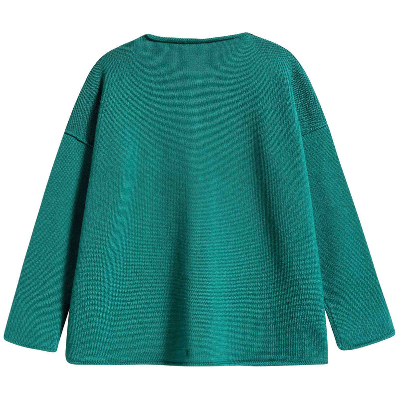 Girls Mint Blue Cardigan