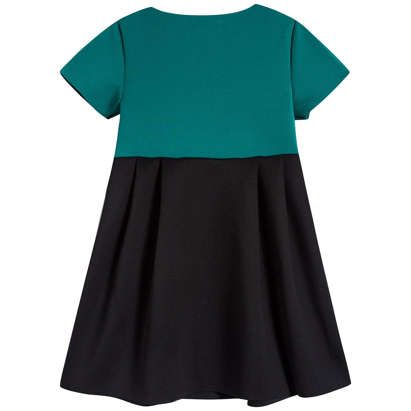 Girls Two Tones Dress