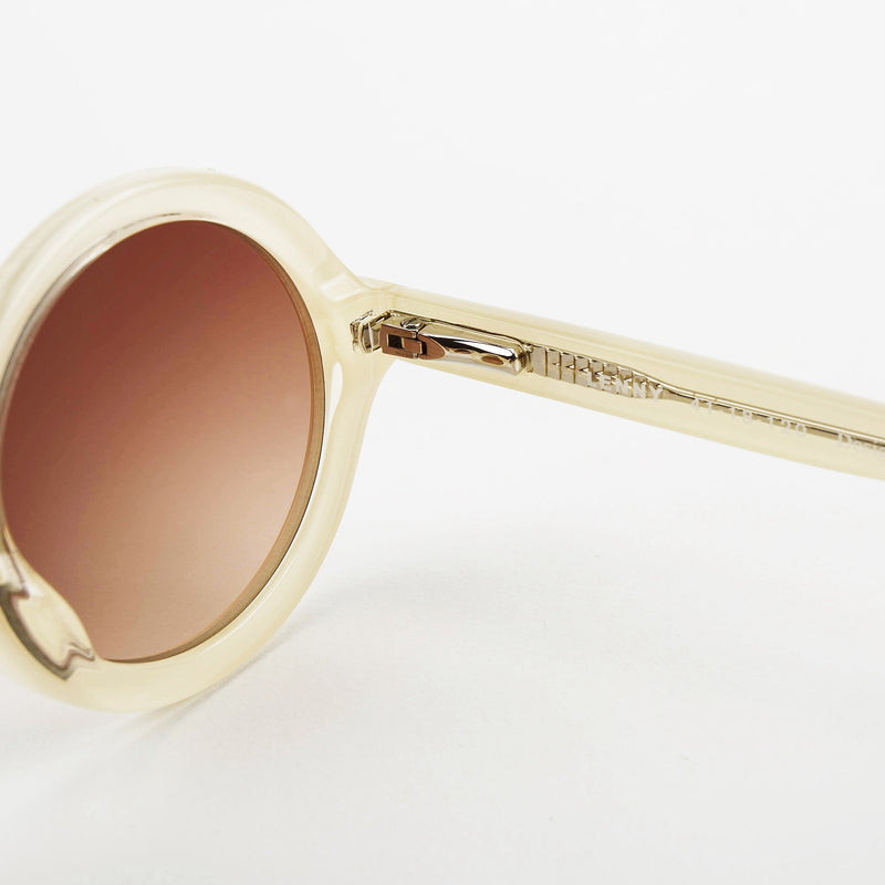 'Lenny' Lemon Yellow Sunglasses