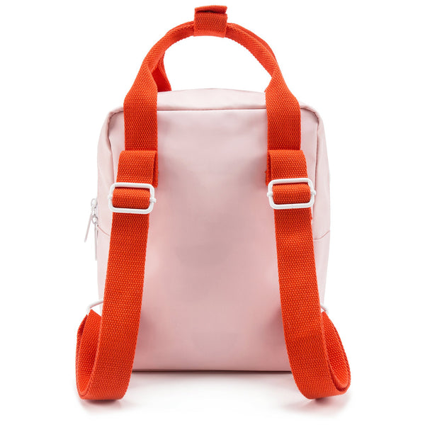 Girls Soft Pink Backpack Envelope Large