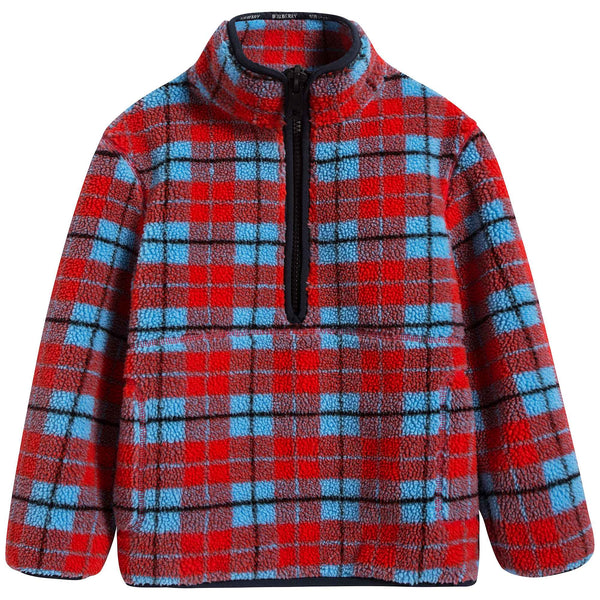 Boys Bright Red Jacket