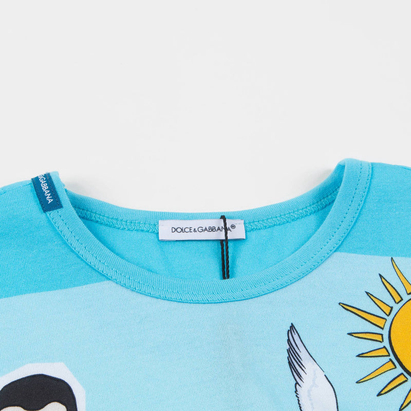"Boys ""DG"" Family Surfing T-Shirt"