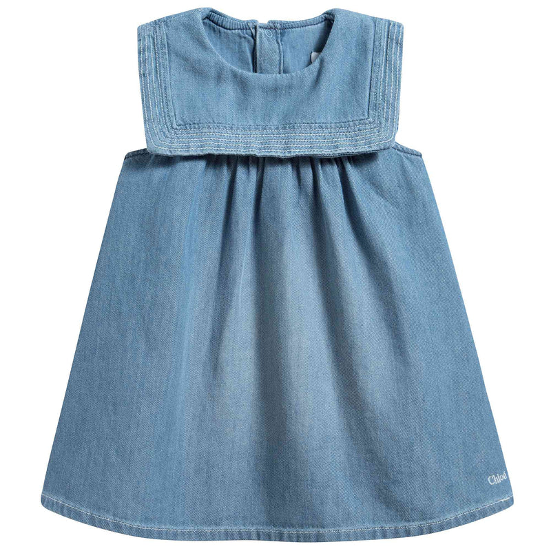 Baby Girls Dore Polyester Dress