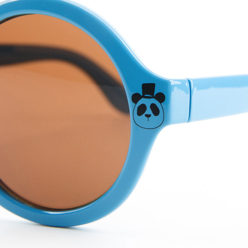 Blue Panda Printed Sunglasses