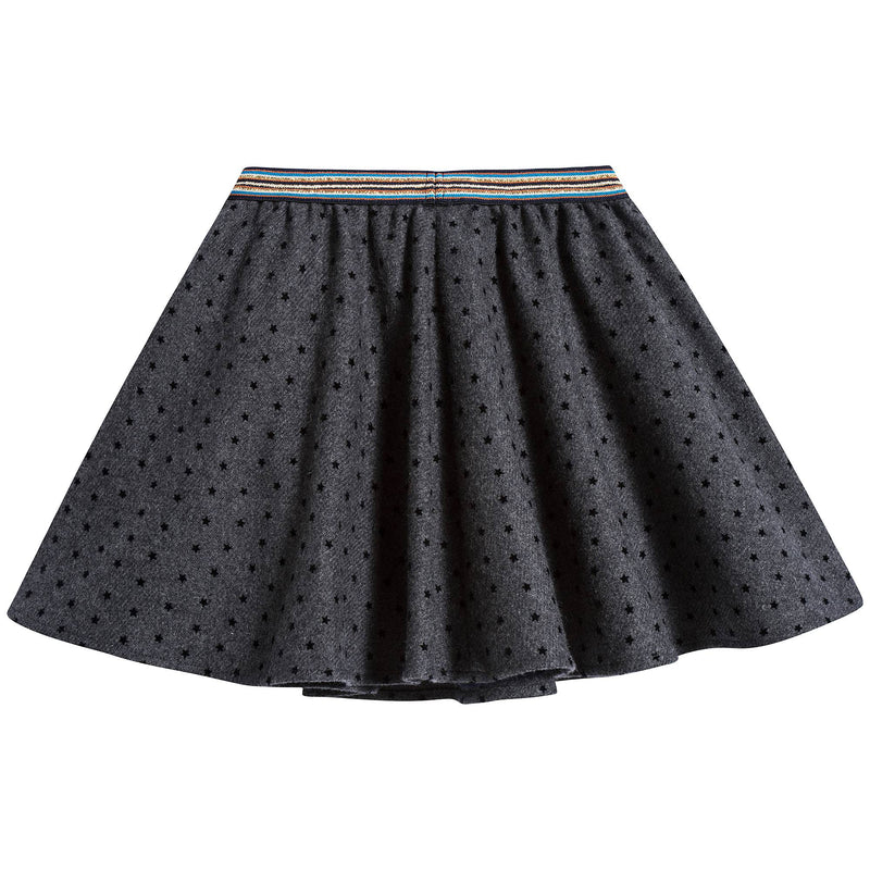 Girls Flannel Laine Skirt