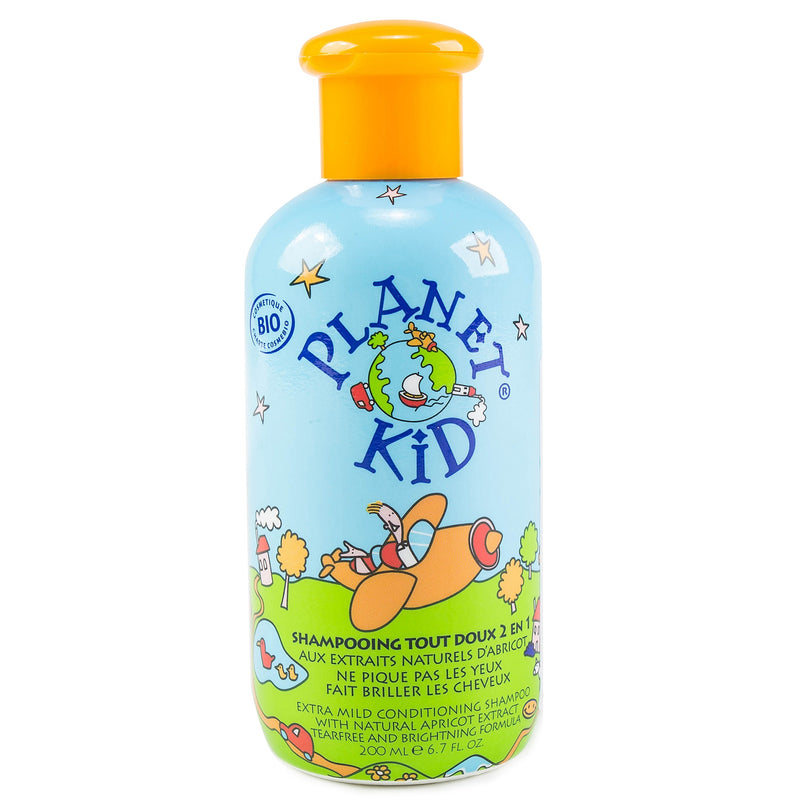 Glittering Shampoo Of Apricot Fruit(200ml)