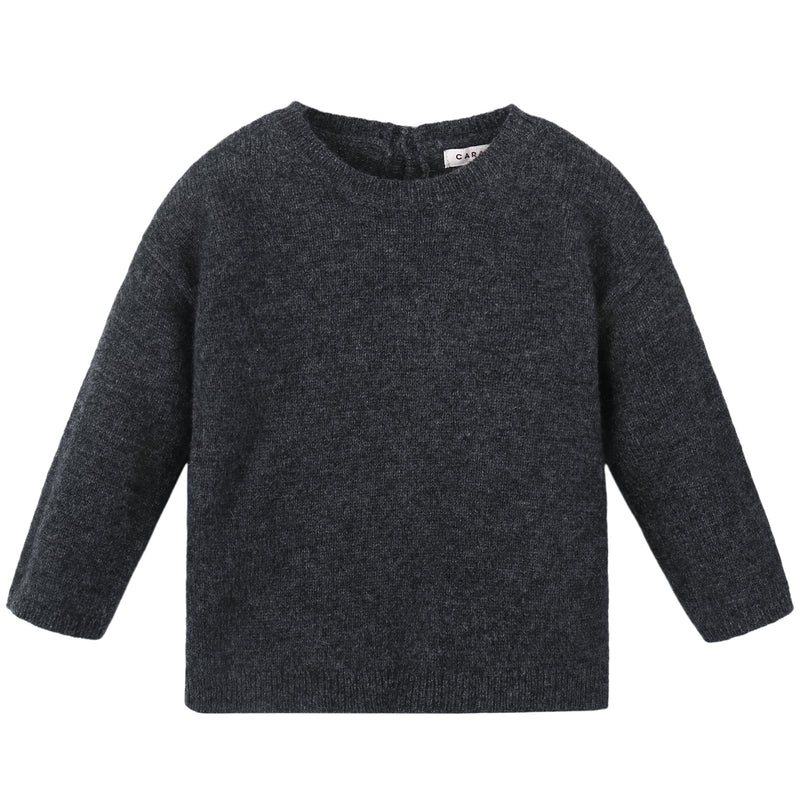 Baby Grey Knitted Sweater