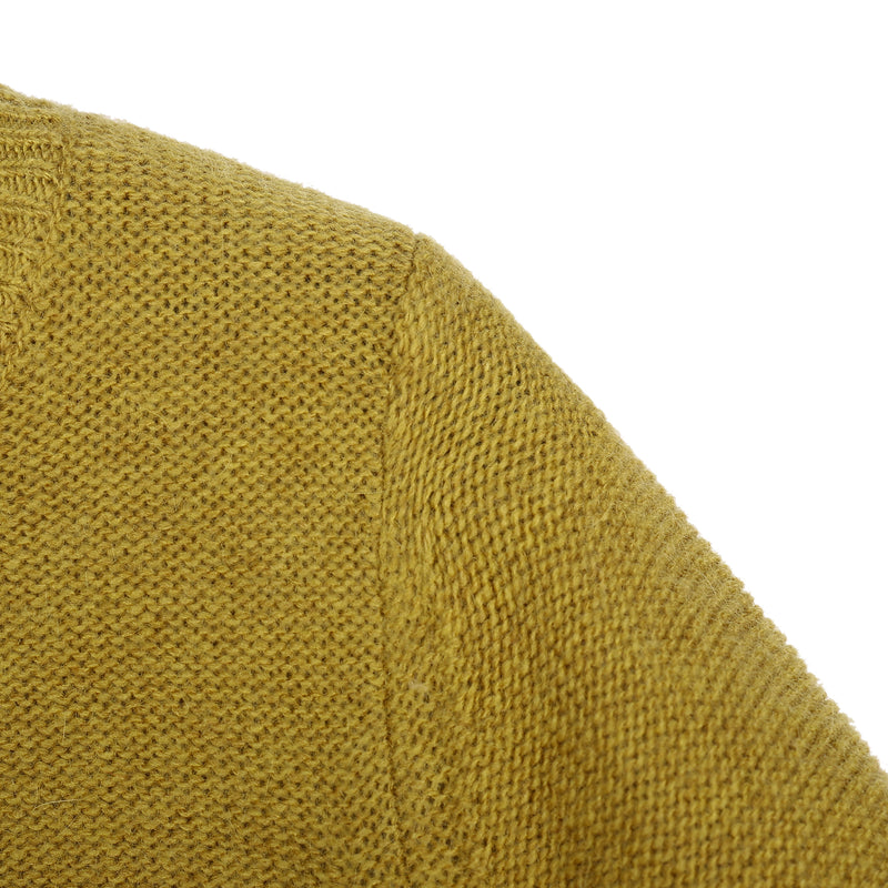 Boys & Girls Yellow Knitted Sweater