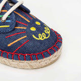 Baby Boys Rainbow Embroidered Rae Espadrilles