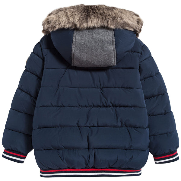 Boys Marine Coat