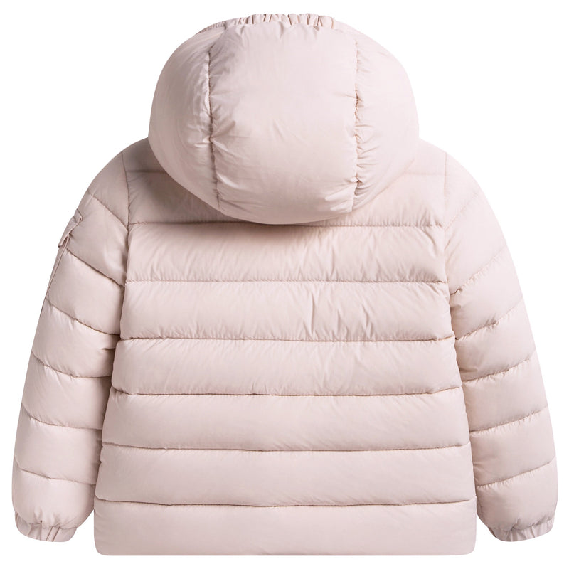 "Baby Girls Pink ""Jules""Down Padded Jacket"