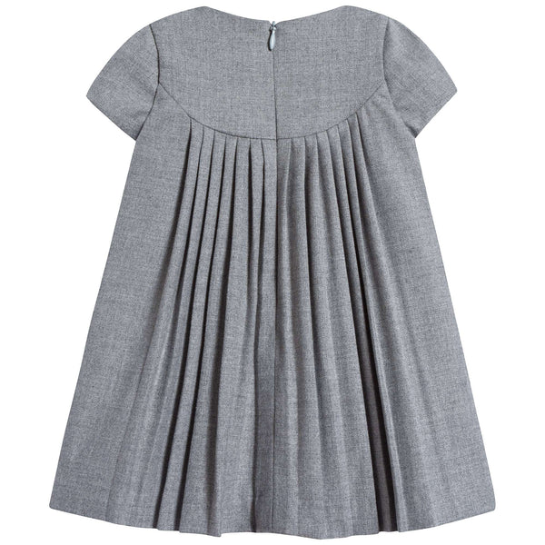 Baby Medium Gray Dress