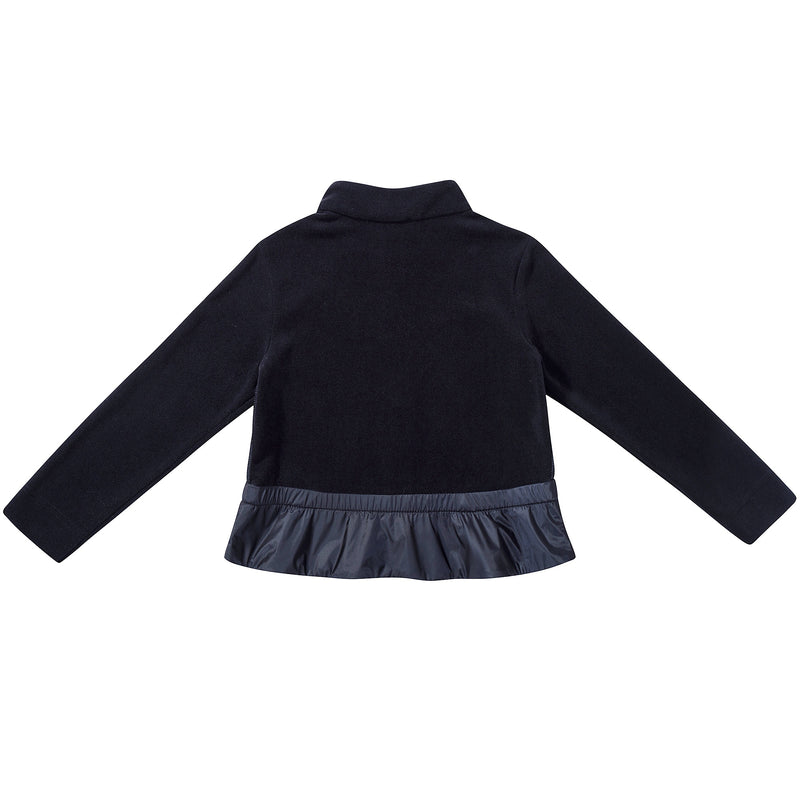 Baby Girls Navy Blue Cardigan