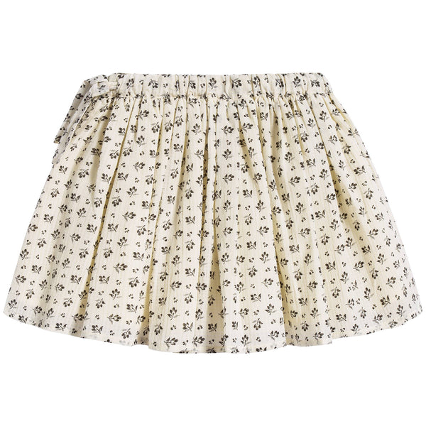 Girls Ditsy Clover Print Iris Skirt
