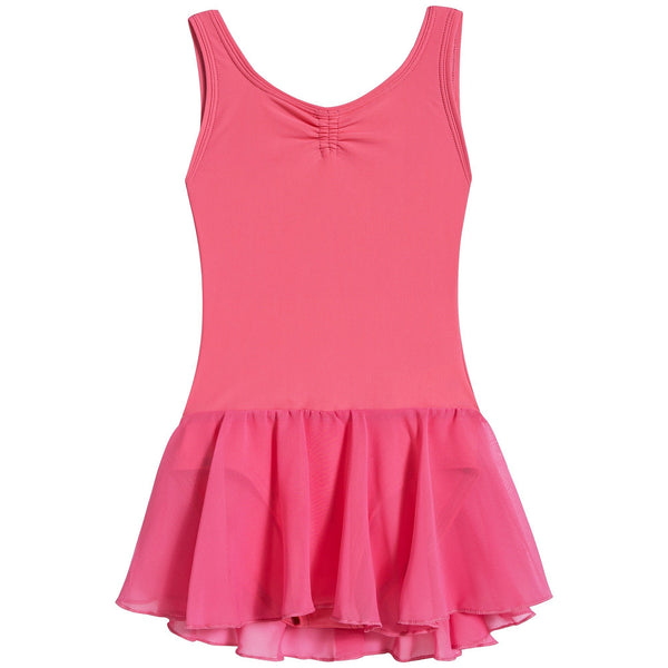 Girls Pink Doll Dress