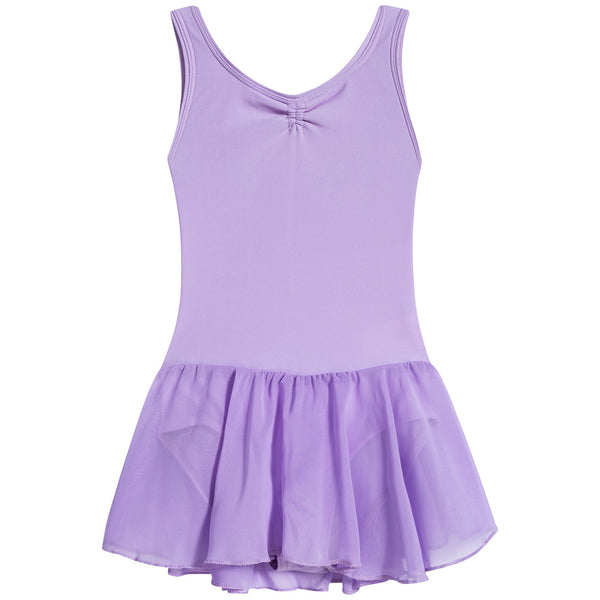 Girls Lilac Dress